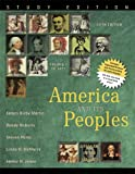 America and Its Peoples: A Mosaic in the Making, Volume 1, Study Edition (5th Edition) (0321419960) by James Kirby Martin