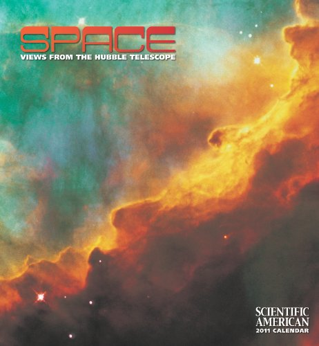 Space: Views From The Hubble Telescope 2011 Wall Calendar