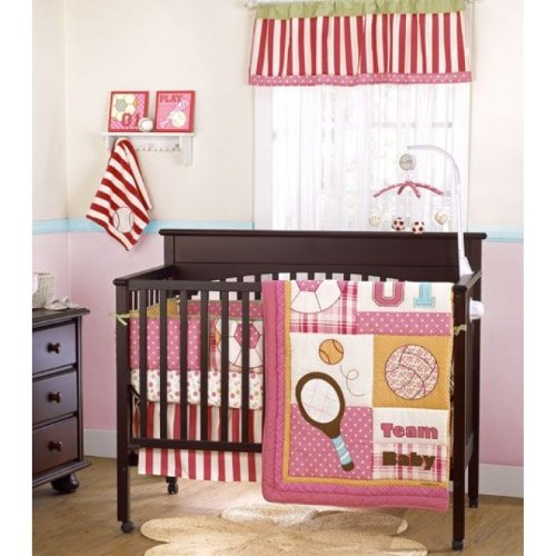 Cocalo Play Date Sports Baby Bedding