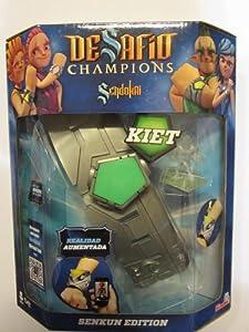 Desafío Champions Sendokai - Brazalete Kiet: Amazon.es
