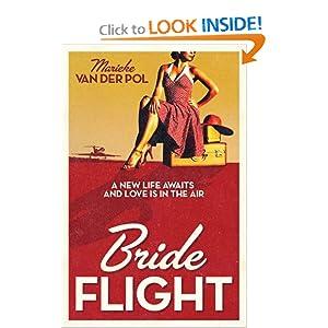 Bride Flight Marieke Van Der Pol and Colleen Higgins