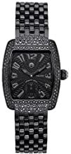 Michele Womans MWW02A000511 Urban Mini Noir Black Diamond
