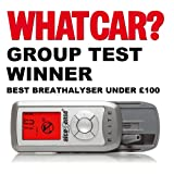 "AlcoSense Elite Breathalyzer & alcohol tester-""What Car"" Best Breathalyser under �100by AlcoSense"