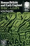 Roman Britain and Early England: 55 B.C.-A.D. 871 (Norton Library History of England) (0393003612) by Peter Hunter Blair