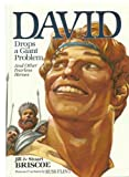 David Drops a Giant Problem: And Other Fearless Heroes (Baker Interactive Books for Lively Education) (080104216X) by Briscoe, Jill