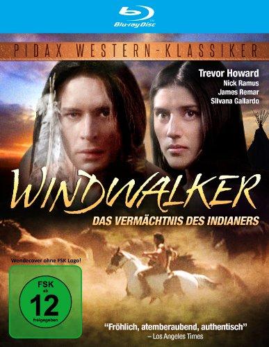 Windwalker - Das Vermächtnis des Indianers (Pidax Western-Klassiker) [Blu-ray]