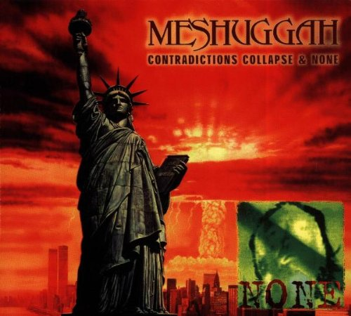 Meshuggah - Contradictions Collapse & None - Zortam Music