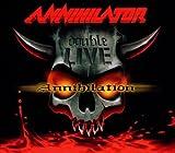 echange, troc Annihilator - Double Live Annihilation