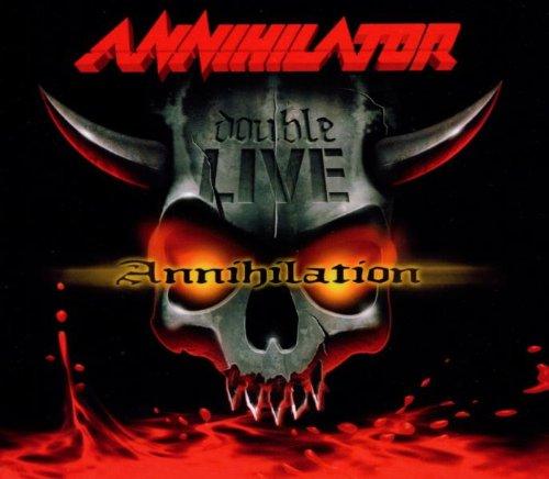 Double Live Annihilation (Digipak)