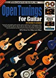 img - for CP11812 - Progressive Open Tunings for Guitar for Beginner to Advanced - Bk/DVD/DVD Rom book / textbook / text book
