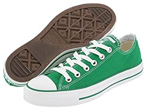 Converse Allstar  AS OX CAN OPTIC. WHT,  Casual Unisex - Erwachsene,  grÃ1/4n - Kelly Green - GröÃYe: null