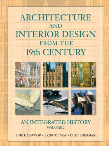 Architecture and Interior Design from the 19th Century,...