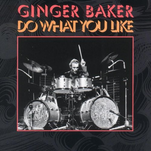 Do What You Like by Ginger Baker