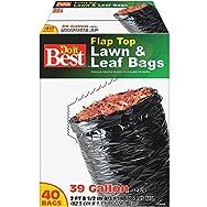 Presto Products 729206 Lawn And Leaf Bag-40CT 39GAL LAWN&LEAF BAG