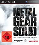Metal Gear Solid: The Legacy Collecti...