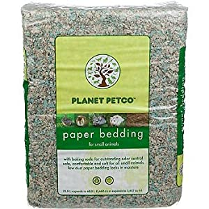 Petco small animal paper bedding with baking for Does petco sell fish