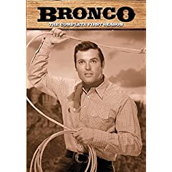 Bronco: The Complete First Season (1958)