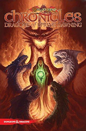 Dragonlance Chronicles Volume 3: Dragons of Spring Dawning PDF