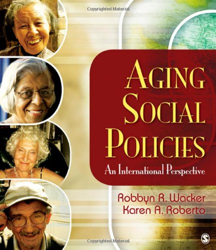 Aging Social Policies: An International Perspective