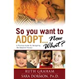 So You Want to Adopt...Now What?: A Practical Guide for Navigating the Adoption Process ~ Sara Dormon