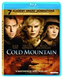 Cold Mountain [2003] [US Import] [Blu-ray] [Region A]
