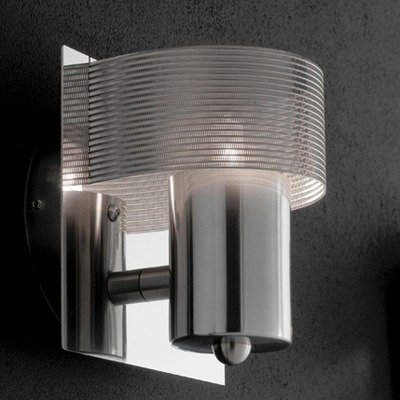 Satin Nickel Finish with Red Glass LBL Lighting HW936RDSC2G60 Monty ADA Compliant Halogen Wall Light