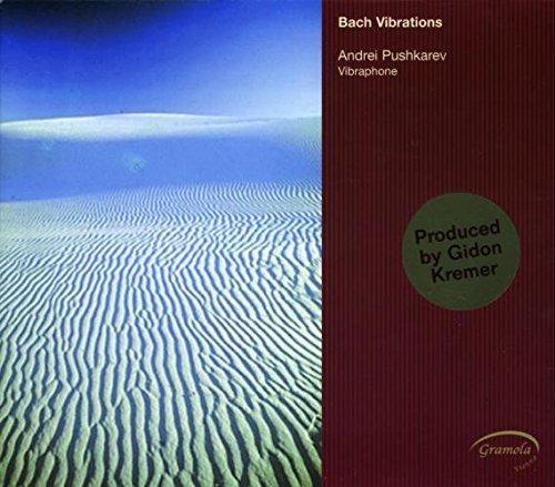 Bach Vibrations by Bach, J.S. (2010-01-12)