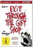 Banksy - Exit Through the Gift Shop (inkl. Wendecover und deutscher Fassung) title=