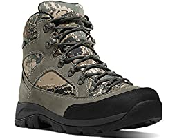 46112 Danner Men\'s Gila WTPF Hunting Boots - Optifade - 6.5\\D