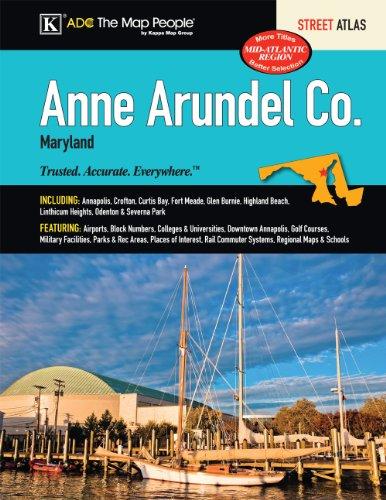 Anne Arundel County Maryland JungleKeycom Image