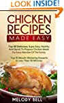 Chicken Recipes Made Easy: Top 50 Del...