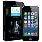 51a%2BEAhZLTL. SL160  SPIGEN SGP iPhone 5 Screen Protector Glass [GLAS.t] Glass Screen Protector for AT&T Verizon Sprint T Mobile International Unlocked