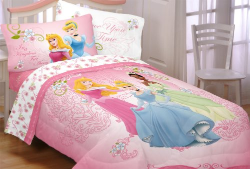 Disney Princesses Your Royal Grace Sheet Set