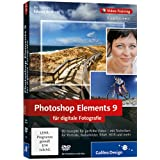 """Photoshop Elements 9 f�r digitale Fotografie (Video-Training)von """"Galileo Press"""""""