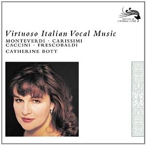 Virtuoso Italian Vocal Music by Decca (UMO)
