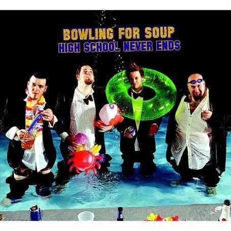 BOWLING FOR SOUP - High School Never Ends - Zortam Music