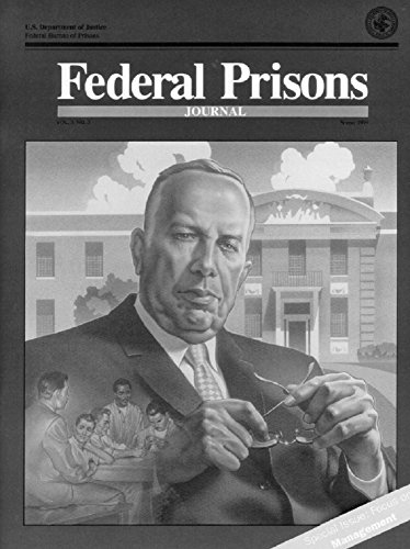 Federal Prisons Journal: 1994