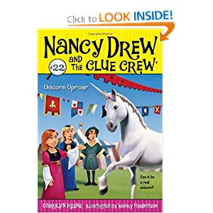 Download ebook Unicorn Uproar (Nancy Drew and the Clue Crew)
