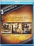 Il Signore Degli Anelli - 3 Grandi Film (3 Blu-Ray)