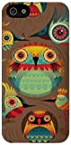 Cygnett-Icon Nathan Jurevicius iPhone5 Case-Hoots Art