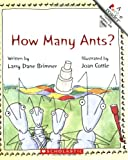 img - for How Many Ants? (Rookie Readers: Level B) book / textbook / text book