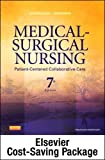 img - for Medical-Surgical Nursing - Single-Volume Text and Clinical Decision-Making Study Guide Revised Reprint Package: Patient-Centered Collaborative Care, 7e book / textbook / text book