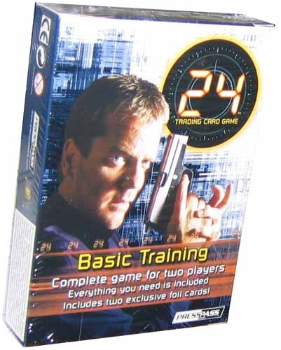 24 Trading Card Game Basic Training 2-Player Starter Deck