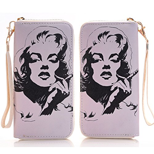 bayke-womens-purse-wallet-burse-clutch-billfold-handbag-cell-phone-carrying-case-for-samsung-galaxy-