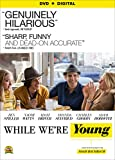 While We're Young (DVD) (2015) Poster