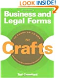 Business and Legal Forms for Crafts