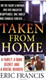Taken From Home: A Father, a Dark Secret, and a Brutal Murder (St. Martin's True Crime Library)