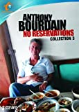 Anthony Bourdain: No Reservations Collection 3 [DVD] [2008] [Region 1] [US Import] [NTSC]