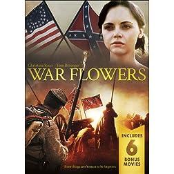 War Flowers with 6 Bonus Movies