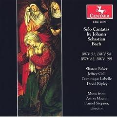 Widerstehe doch der Sunde, BWV 54: Aria: Wer Sunde tut, der ist vom Teufel